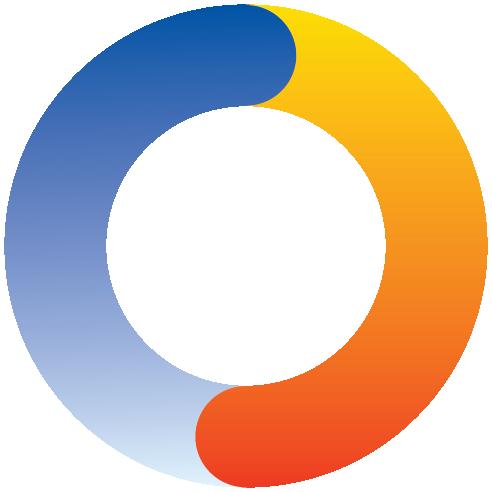loop logo O only